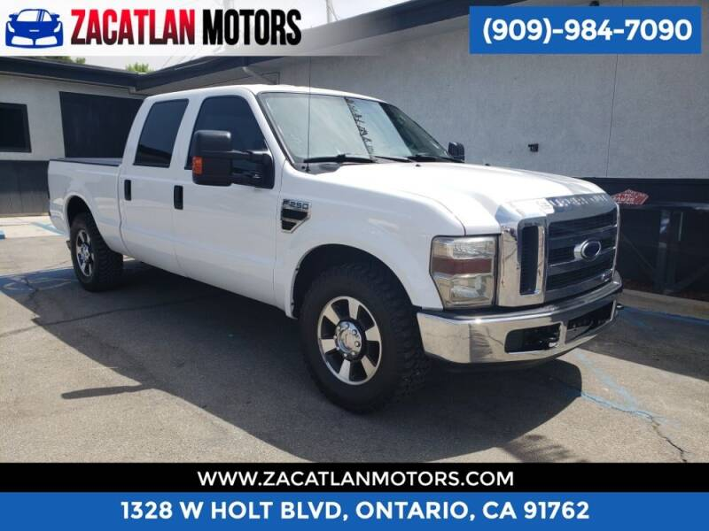 2008 Ford F-250 Super Duty for sale in Ontario, CA