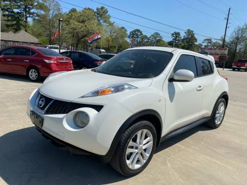 2013 Nissan JUKE for sale at Auto Land Of Texas in Cypress TX