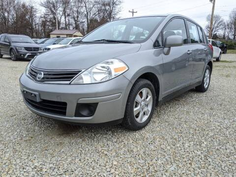 2012 Nissan Versa for sale at Delta Motors LLC in Jonesboro AR