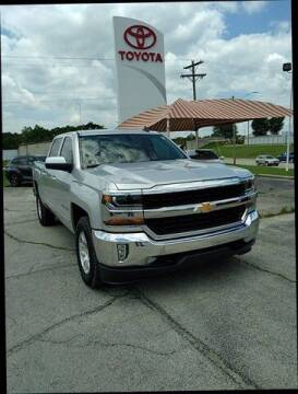 2017 Chevrolet Silverado 1500 for sale at Quality Toyota in Independence KS
