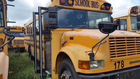 1997 International Thomas for sale at Interstate Bus Sales Inc. in Wallisville TX