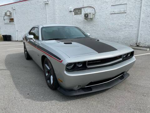 2012 Dodge Challenger for sale at Consumer Auto Credit in Tampa FL