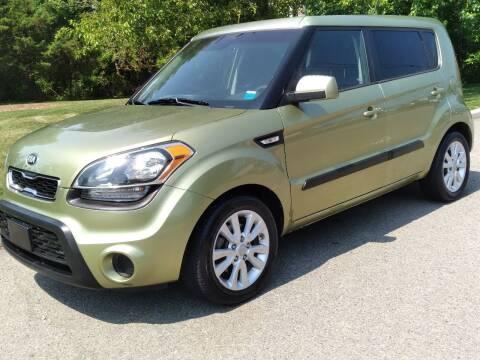 2013 Kia Soul for sale at Jan Auto Sales LLC in Parsippany NJ