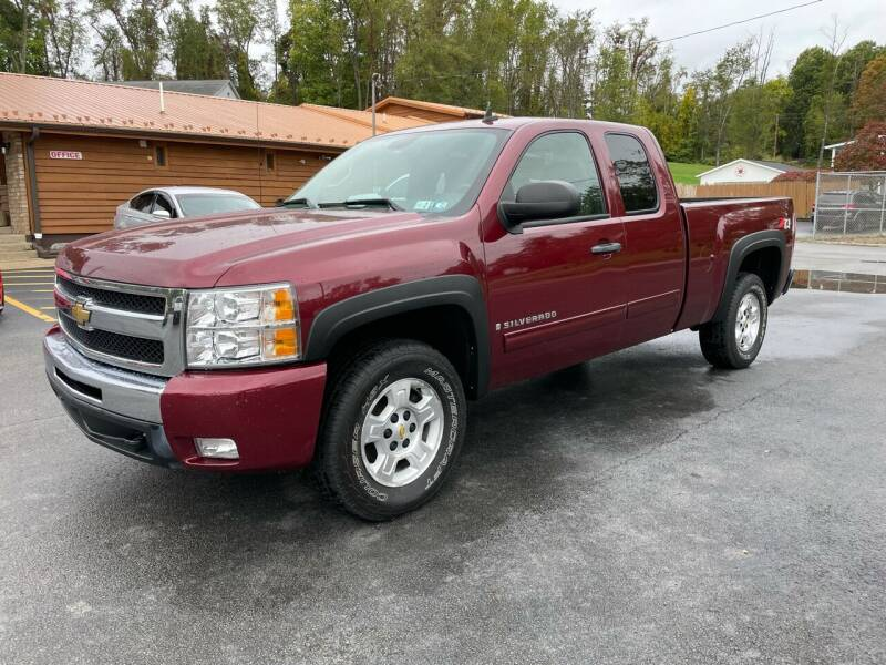 2009 Chevrolet Silverado 1500 for sale at Twin Rocks Auto Sales LLC in Uniontown PA