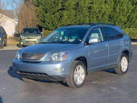 2009 Lexus RX 350 for sale at Getsinger's Used Cars in Anderson SC