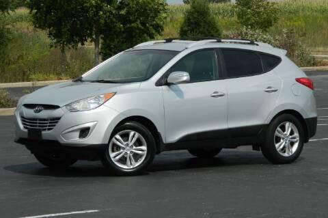 2012 Hyundai Tucson for sale at MOKENA AUTOMOTIVE INC in Mokena IL