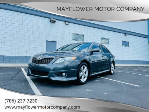 2011 Toyota Camry for sale at Mayflower Motor Company in Rome GA