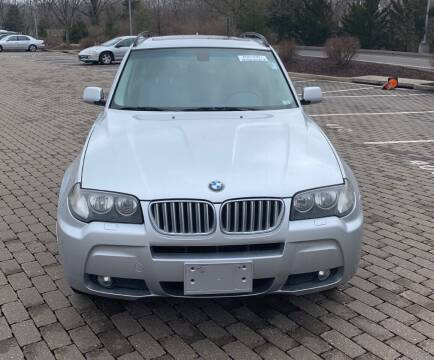 2008 BMW X3 for sale at BWC Automotive in Kennesaw GA