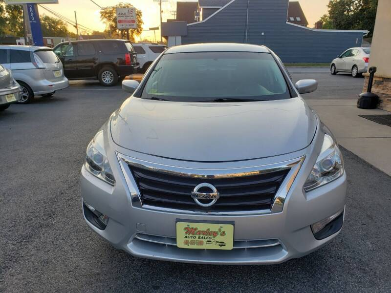 2014 Nissan Altima for sale at Marley's Auto Sales in Pasadena MD