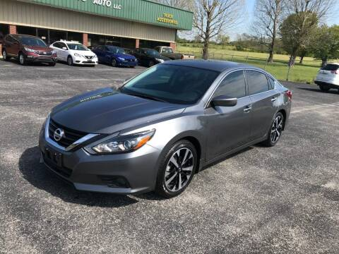 2018 Nissan Altima for sale at Martin's Auto in London KY