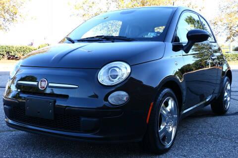 2015 FIAT 500 for sale at Prime Auto Sales LLC in Virginia Beach VA