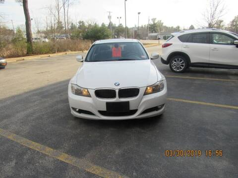 2011 BMW 3 Series for sale at Heritage Truck and Auto Inc. in Londonderry NH
