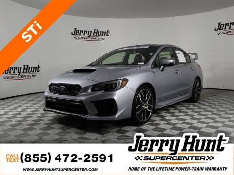 2020 Subaru WRX for sale at Jerry Hunt Supercenter in Lexington NC