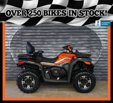 2021 CF Moto Cforce 600 Touring for sale at AZMotomania.com in Mesa AZ