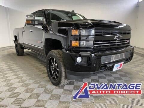 2018 Chevrolet Silverado 3500HD for sale at Advantage Auto Direct in Kent WA