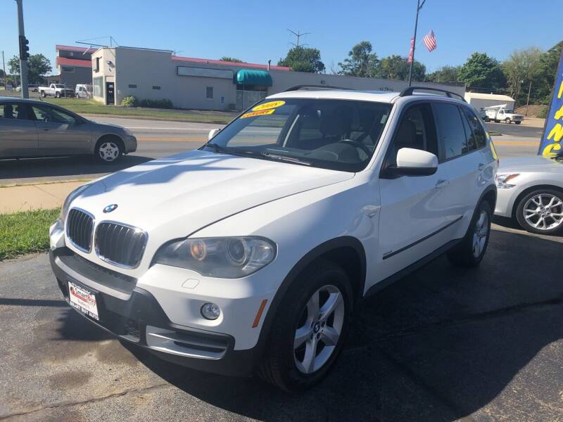 2008 BMW X5 for sale at Smart Buy Auto in Bradley IL