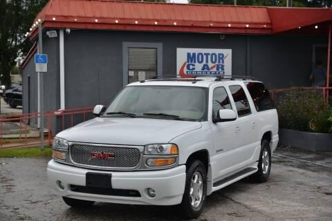2004 GMC Yukon XL for sale at Motor Car Concepts II - Kirkman Location in Orlando FL