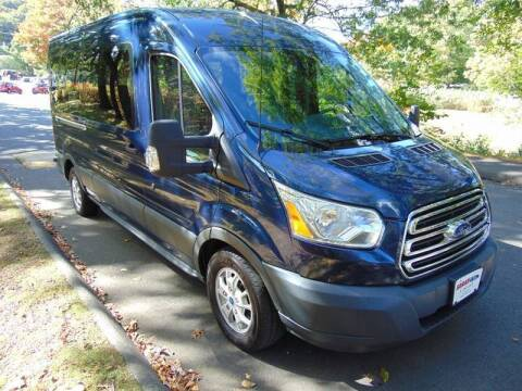 2015 Ford Transit Passenger for sale at Lakewood Auto in Waterbury CT