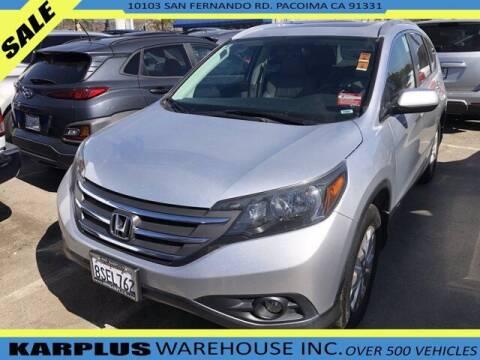 2014 Honda CR-V for sale at Karplus Warehouse in Pacoima CA