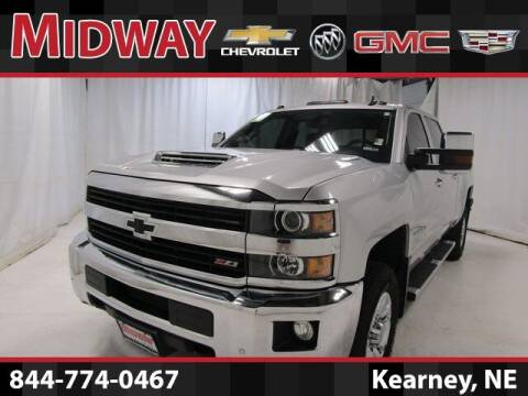 2017 Chevrolet Silverado 2500HD for sale at Midway Auto Outlet in Kearney NE