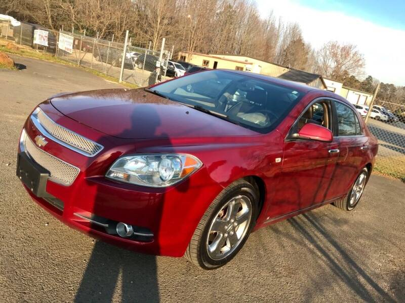 2008 Chevrolet Malibu for sale at Twins Motors in Charlotte NC