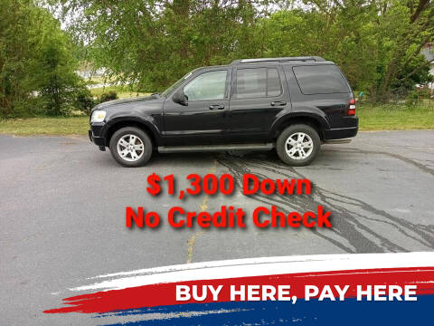 2009 Ford Explorer for sale at BP Auto Finders in Durham NC