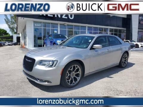 2016 Chrysler 300 for sale at Lorenzo Buick GMC in Miami FL