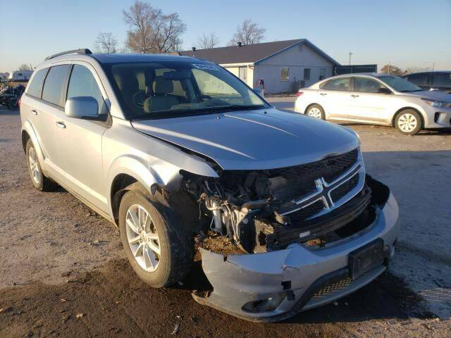 2013 Dodge Journey for sale at RAGINS AUTOPLEX in Kennett MO