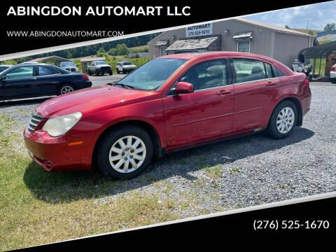 2007 Chrysler Sebring for sale at ABINGDON AUTOMART LLC in Abingdon VA