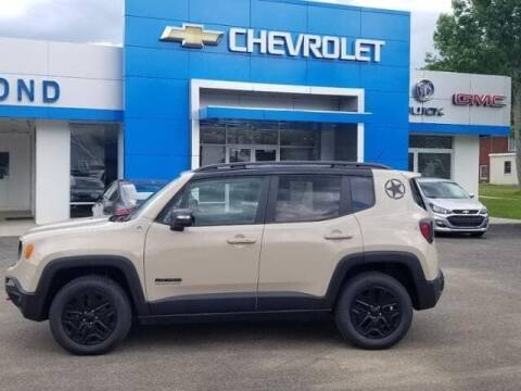 2017 Jeep Renegade for sale at EDMOND CHEVROLET BUICK GMC in Bradford PA