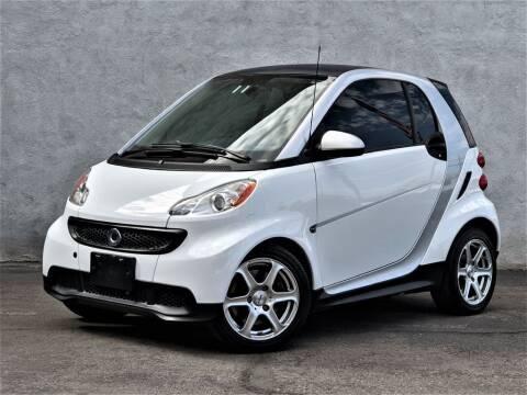 2014 Smart fortwo for sale at Divine Motors in Las Vegas NV