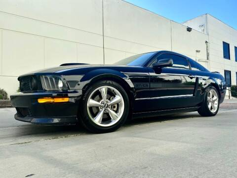2007 Ford Mustang for sale at New City Auto - Retail Inventory in South El Monte CA