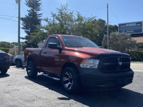 2013 RAM Ram Pickup 1500 for sale at Mike Auto Sales in West Palm Beach FL