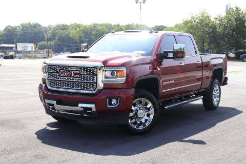 2018 GMC Sierra 2500HD for sale at Auto Guia in Chamblee GA
