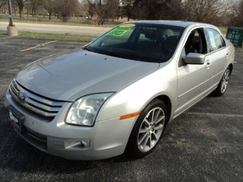 2008 Ford Fusion for sale at Steves Key City Motors in Kankakee IL