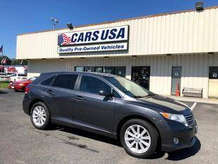 2012 Toyota Venza for sale at Cars USA in Virginia Beach VA