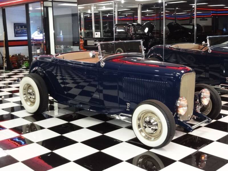 1932 Ford ROADSTER for sale at Wagner's Classic Cars in Bonner Springs KS