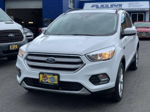 2018 Ford Escape for sale at AGM AUTO SALES in Malden MA