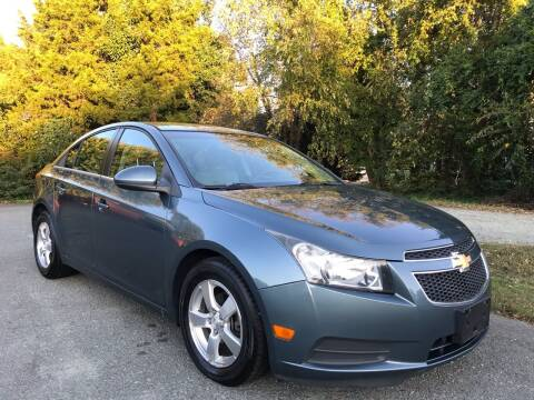 2012 Chevrolet Cruze for sale at Pristine AutoPlex in Burlington NC