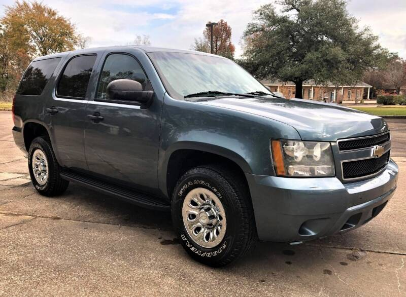 2009 Chevrolet Tahoe for sale at Prime Autos in Vidor TX