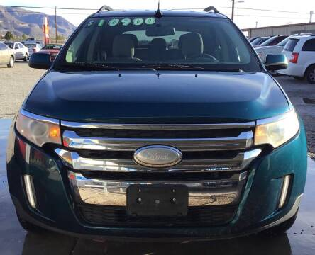 2011 Ford Edge for sale at The Auto Shop in Alamogordo NM