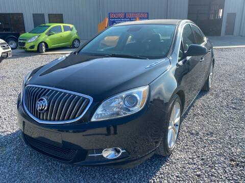 2013 Buick Verano for sale at Alpha Automotive in Odenville AL