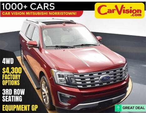 2018 Ford Expedition MAX for sale at Car Vision Buying Center in Norristown PA