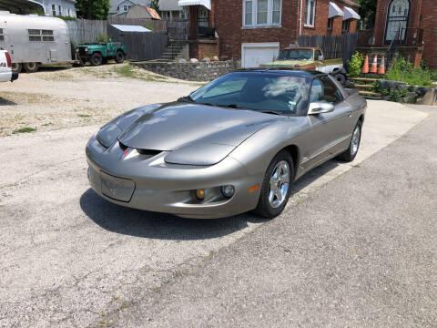 1999 Pontiac Firebird for sale at Kneezle Auto Sales in Saint Louis MO