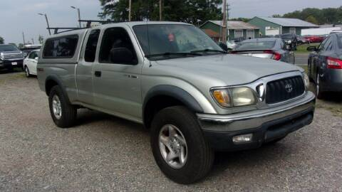 2004 Toyota Tacoma for sale at Select Cars Of Thornburg in Fredericksburg VA