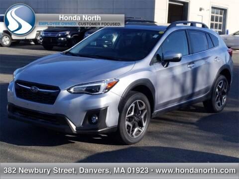2020 Subaru Crosstrek for sale at 1 North Preowned in Danvers MA