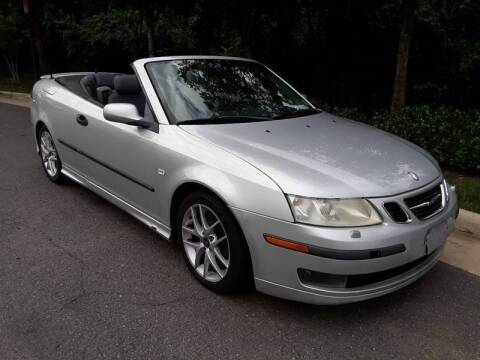 2004 Saab 9-3 for sale at M & M Auto Brokers in Chantilly VA