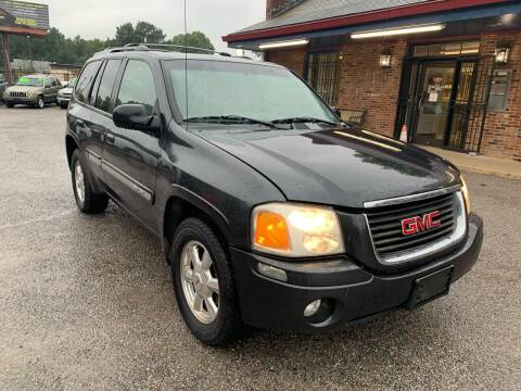 2003 GMC Envoy for sale at Super Wheels-N-Deals in Memphis TN