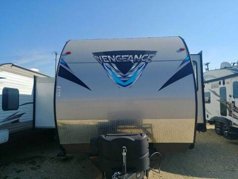 2018 Forest River Vengeance for sale at Kill RV Service LLC in Celina OH