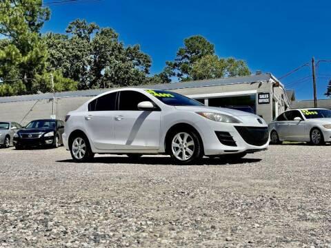 2010 Mazda MAZDA3 for sale at Barrett Auto Sales in North Augusta SC